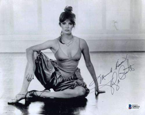 Jaclyn Smith BAS Beckett Cert Hand Signed 8x10 Photo Autograph