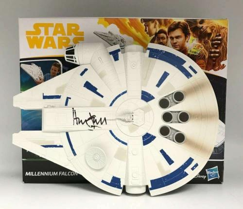 Harrison Ford Signed Autographed Star Wars Millennium Falcon JSA