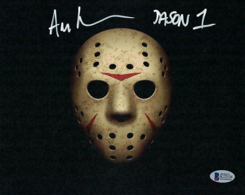 Ari Lehman Autographed/Signed Friday The 13th 8x10 Photo Jason BAS 23749