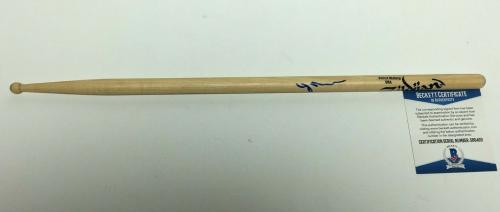 John Densmore Signed Zildjian Artist Series Drum Stick *The Doors BAS S80493