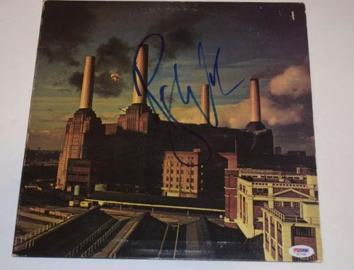 Roger Waters Signed Autographed Pink Floyd ANIMALS Record Album PSA/DNA COA
