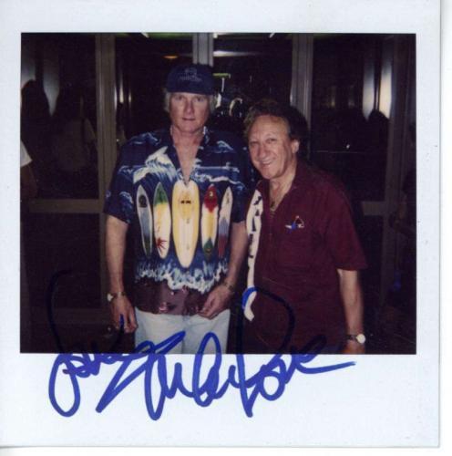 Mike Love Signed Autographed 5x5 Beach Boys Photograph Beckett BAS