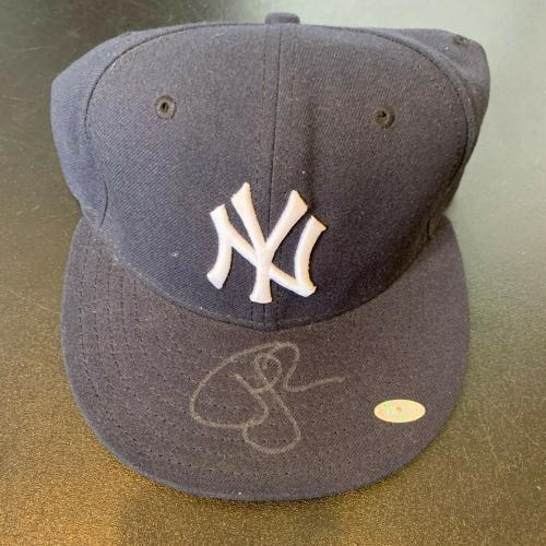 Jay Z Signed Autographed New York Yankees Hat Cap Steiner Authentic Hologram