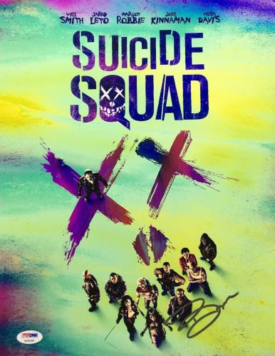 Ben Affleck Signed 'Suicide Squad' 11x14 Photo *Batman PSA AB95593