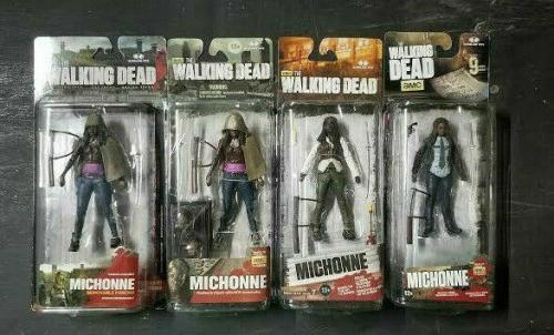 McFarlane Toys Walking Dead ~ Michonne Action Figures