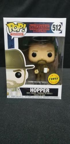Funko Pop! Chase Hopper #512 ~ Stranger Things