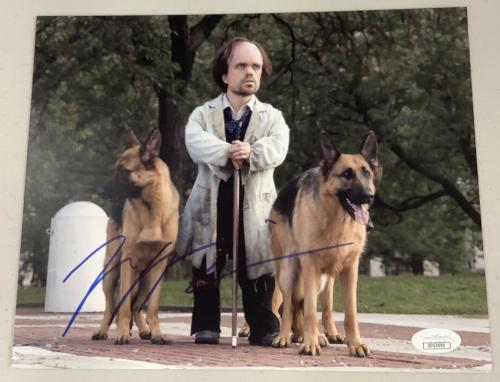 Peter Dinklage Signed Photo 8x10 Autograph Game of Thrones Tyrion Full Sig JSA