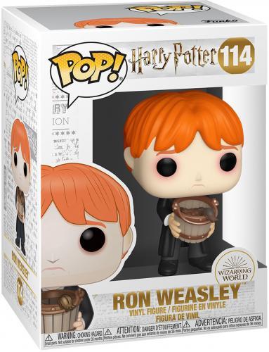 Ron Puking Slugs Harry Potter #114 Funko Pop! Figurine