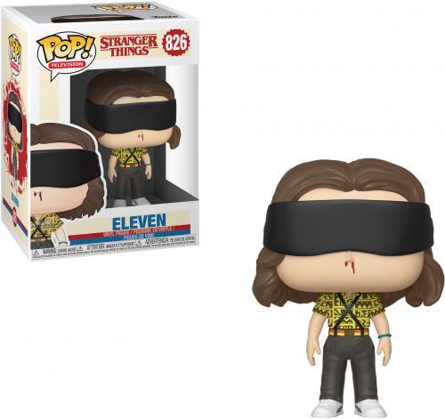 Battle Eleven Stranger Things #826 Funko Pop! Figurine