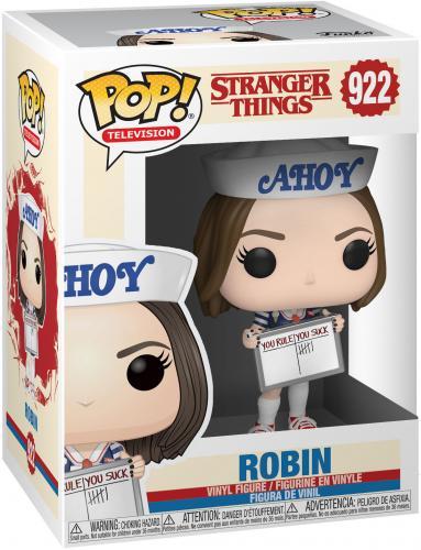 Robin Stranger Things #922 Funko Pop! Figurine