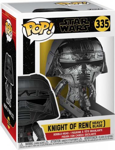 Knight of Ren with Blade Star Wars #335 Funko Pop! Figurine