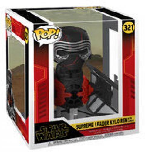 Kylo Ren in Whisper Star Wars #321 Funko Pop! Figurine