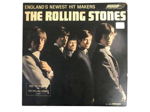 The Rolling Stones Self Titled Debut Vinyl Album