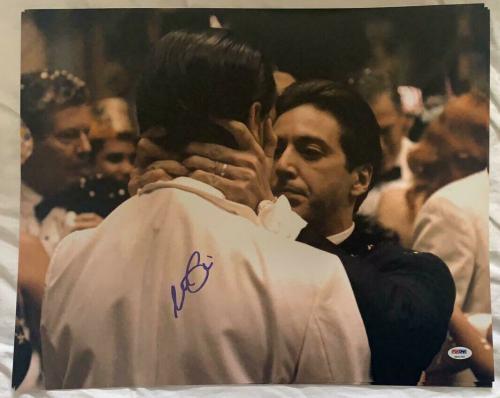 Al Pacino Signed 16x20 The Godfather Photo Michael Corleone PSA/DNA ITP COA