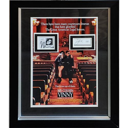 My Cousin Vinny Memorabilia Autographed Pictures Authentic Signed Props Who's is a contraction of who is or who has. my cousin vinny memorabilia