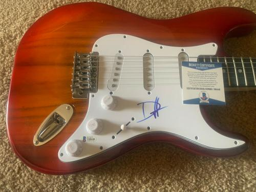 Duff McKagan Guns And Roses Signed Autographed Guitar Beckett Certified