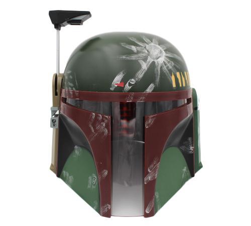 Boba Fett Unsigned Disney Star Wars Mask