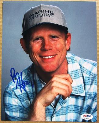 Ron Howard Happy Days signed 8x10 photo PSA/DNA autograph