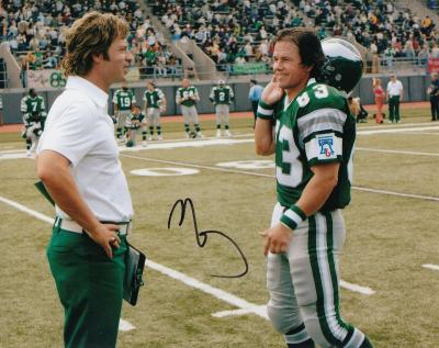 Mark Wahlberg signed Invincible movie 8x10 photograph w/coa Vince Papale #MW2