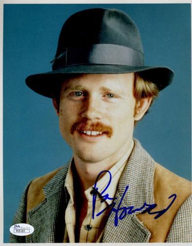 Ron Howard Jsa Signed 8x10 Photo Authenticated Autograph