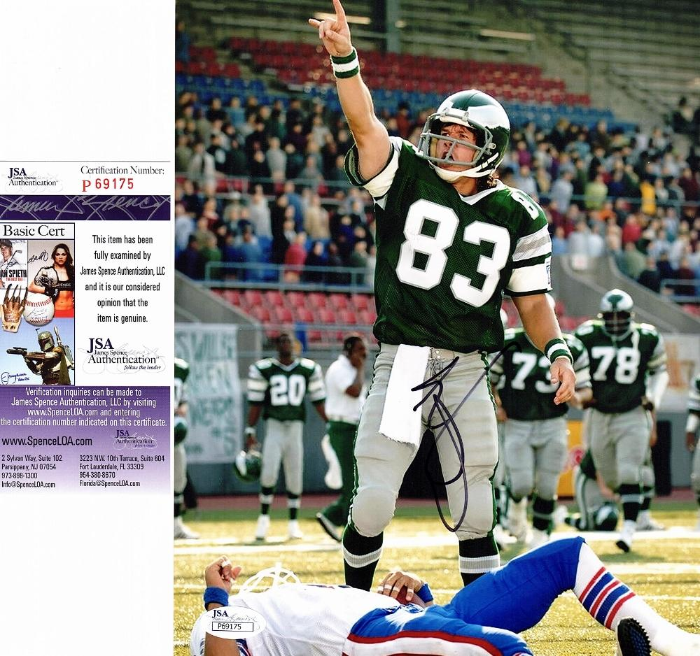 Mark Wahlberg Signed - Autographed INVINCIBLE 8x10 Photo as Vince Papale - JSA Certificate of Authenticity