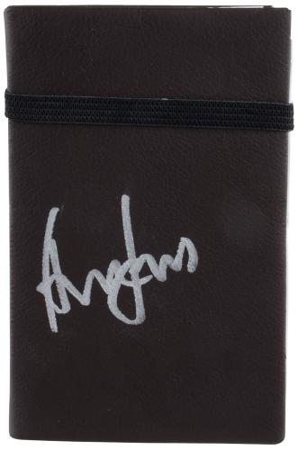 Harrison Ford Indiana Jones Autographed Holy Grail Diary - BAS