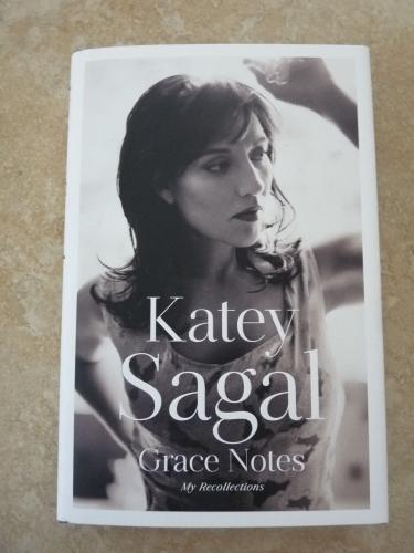 Katey Sagal Grace Notes Signed Autographed Book PSA Guaranteed Sons Of Anarchy