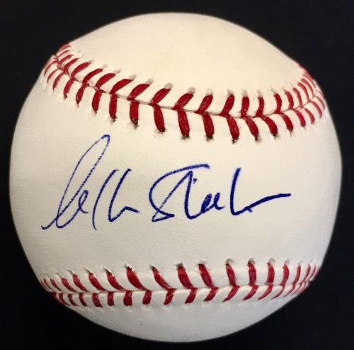 William Shatner Signed Autographed OML Baseball JSA Authentic M83089