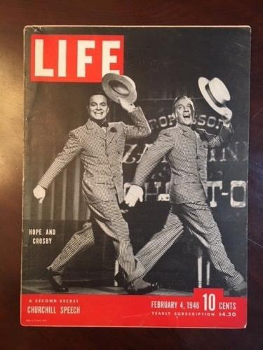 Autographed Bob Hope Memorabilia: Signed Photos & Other Items