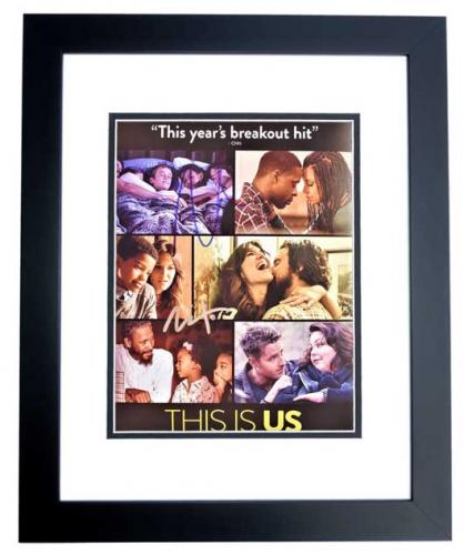 This Is Us Memorabilia Autographed Pictures Authentic Signed Props