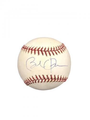 Barack Obama (44th President) Official Major League Baseball Signed Beckett BAS