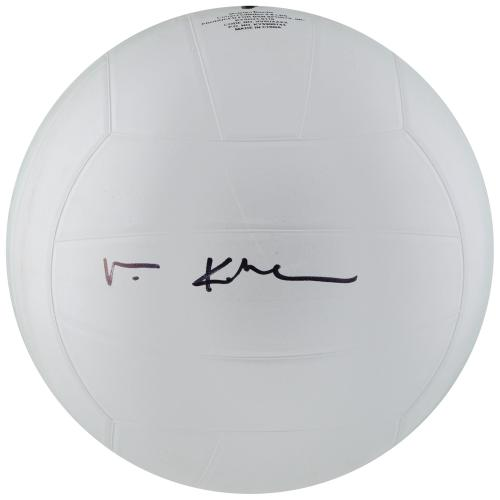 Val Kilmer Top Gun Autographed Volleyball - BAS