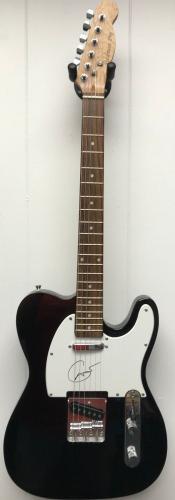 RARE- ERIC CLAPTON (Cream) signed authentic electric guitar-JSA LOA Z46634