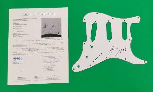 7e272fb97c6 Signed Guitar Pickguards