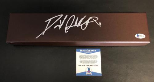 Harry Potter Daniel Radcliffe Signed Noble Collection Wand Authentic Beckett