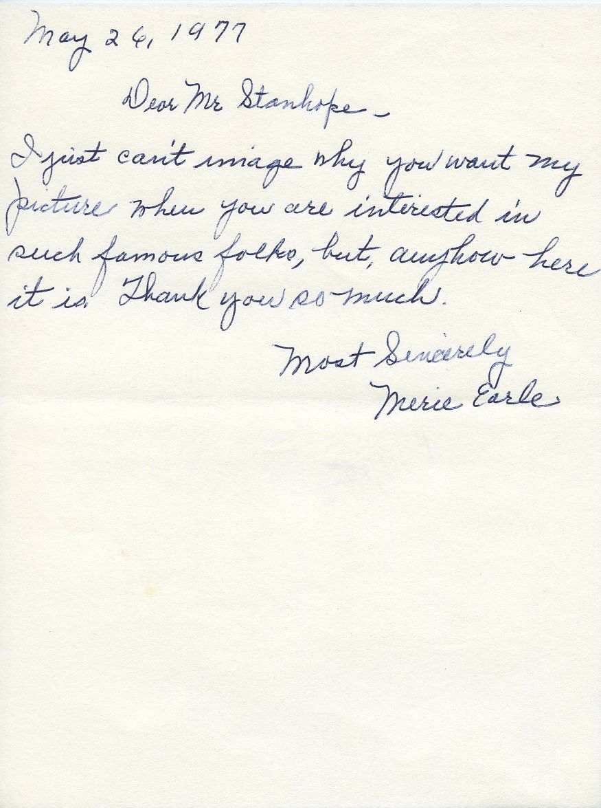 Handwritten Letter from ANY Fictional CharacterCelebrity