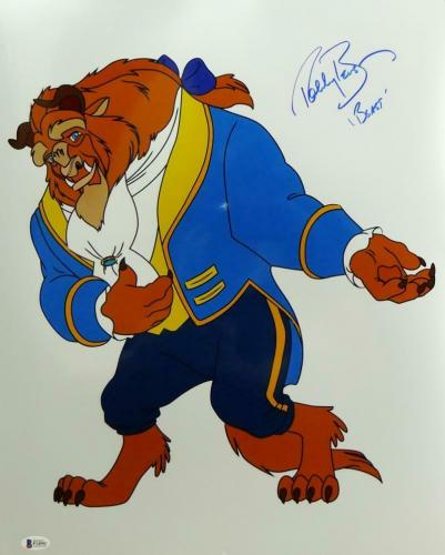 Robby Benson Autographed 16x20 Beauty And The Beast Poster- JSA W Auth