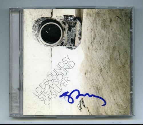 James Murphy LCD Soundystem Autographed Signed CD Certified Authentic BAS COA