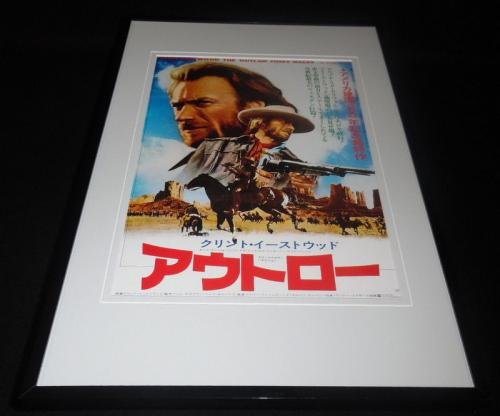 Autographed Clint Eastwood Memorabilia: Signed Photos