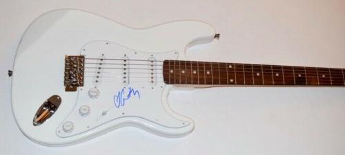 ORIANTHI Signed Autographed Electric Guitar Alice Cooper's Guitarist COA