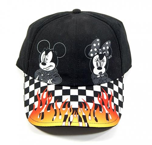 Vans x Disney Mickey Minnie Court Side Hat Adjustable New With Tags
