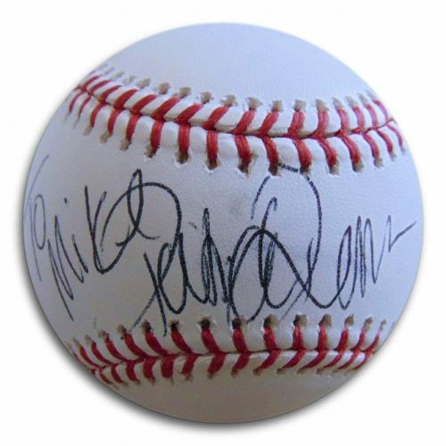 Patrick Renna Signed Autographed MLB Baseball The Sandlot Ham Porter JSA DD73562