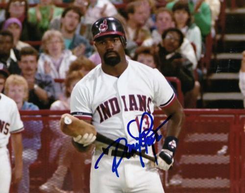 size 40 d4a3a f9343 Major League (Movie) Memorabilia: Autographed Pictures ...