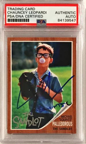 The Sandlot Memorabilia: Autographed Pictures, Authentic