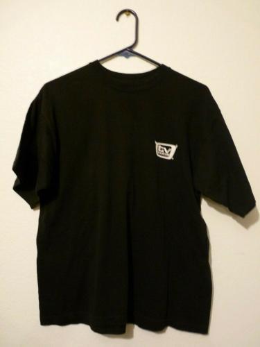 Slash Guns & Roses Die Revanche Total TV Black T Shirt OWNED BY SLASH & PERLA