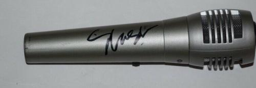 SLASH Signed Autographed Microphone GUNS N' ROSES PSA/DNA COA
