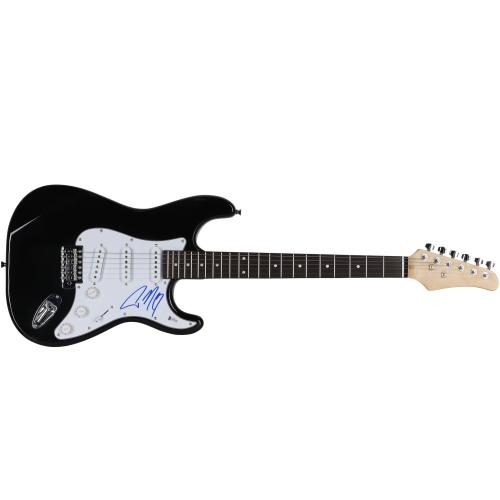 Post Malone Autographed Electric Guitar - BAS