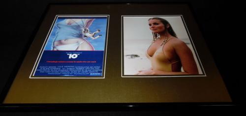 10 Bo Derek 16x20 Framed Photo Poster Display