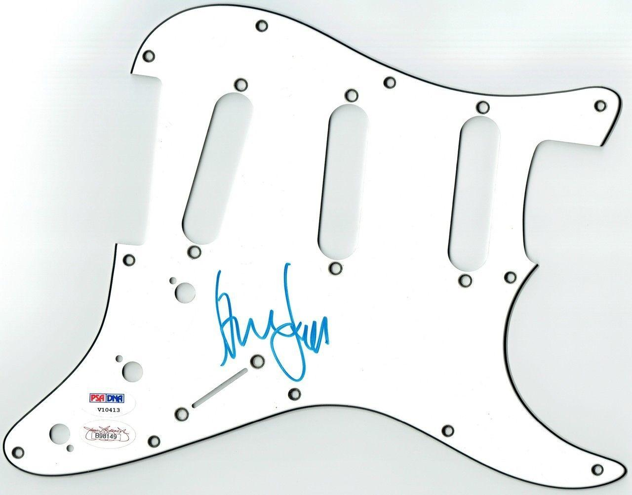 Harrison Ford Signed Autographed Guitar Pickguard PSA/DNA & JSA #V10413