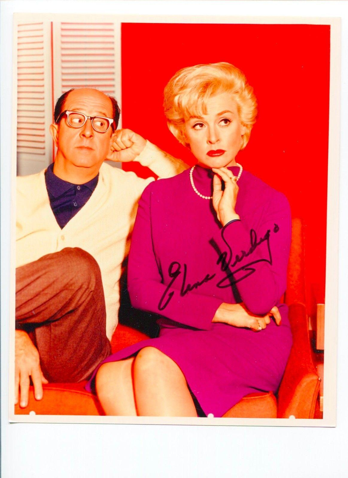 Elena Verdugo House of Frankenstein Marcus Welby MD Meet Millie Signed Photo